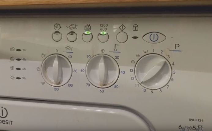 Indesit Iwde126 Overheating - UK Washing Machine Repair Questions ...